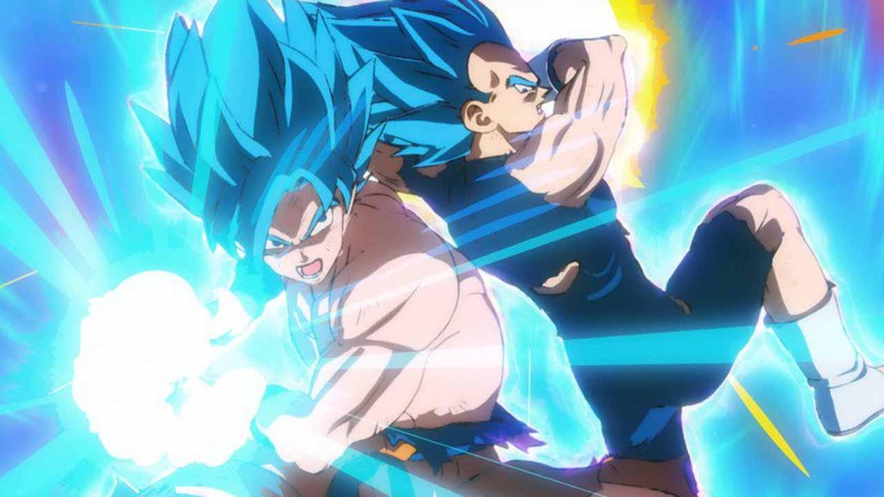 Bande Annonce Française Dragon Ball Super Broly Goku Et