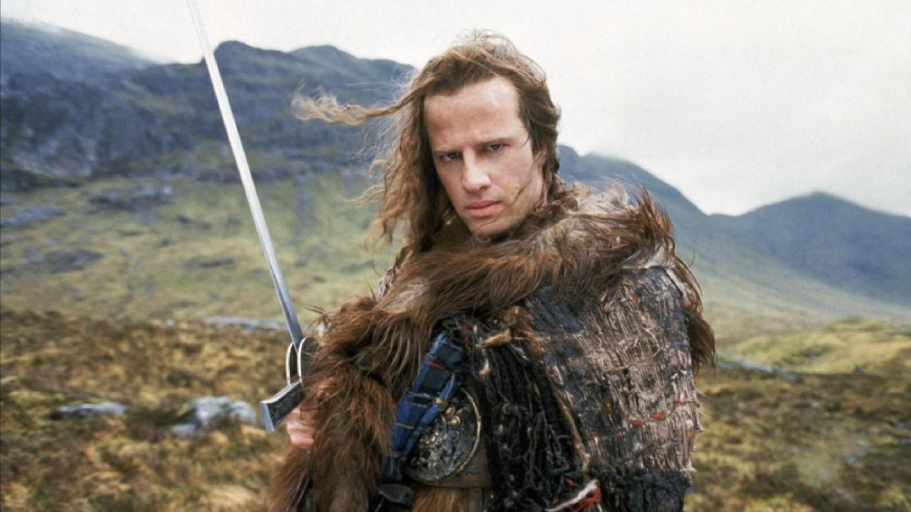 Image result for highlander film christophe lambert