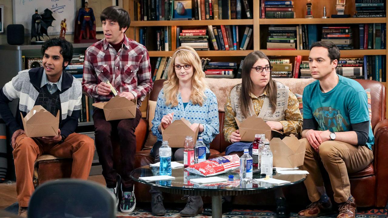 The Big Bang Theory : les deux derniers épisodes de la série en simultané avec les US sur Canal+