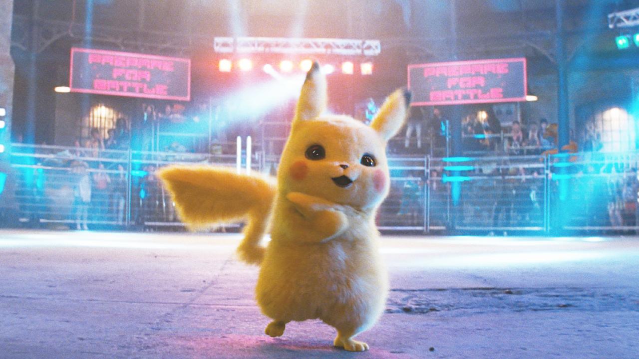 Pok mon pikachu ne devait pas tre le h ros du dessin - Pikachu dessin anime ...