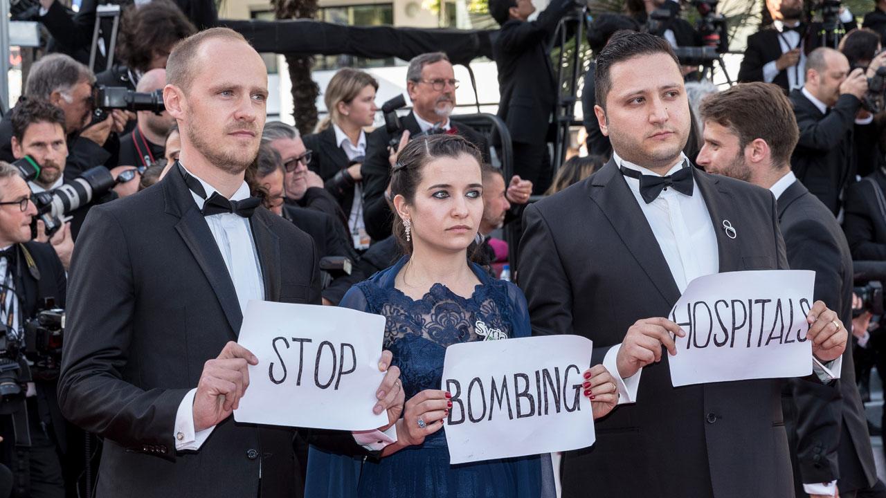 Cannes 2019 : For Sama, le documentaire-choc et bouleversant sur la guerre en Syrie