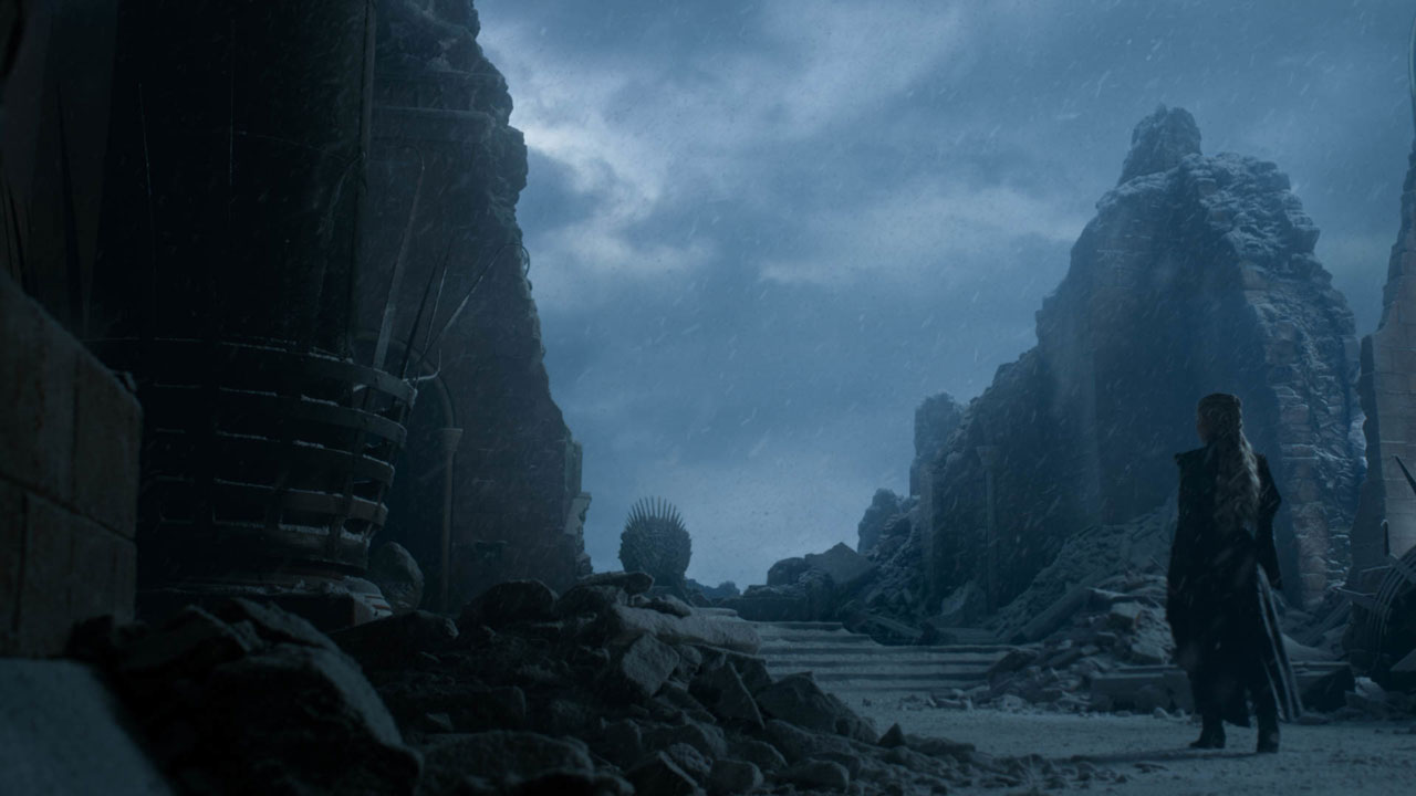 Game of Thrones : HBO dévoile 32 photos inédites du final de la série [SPOILERS]