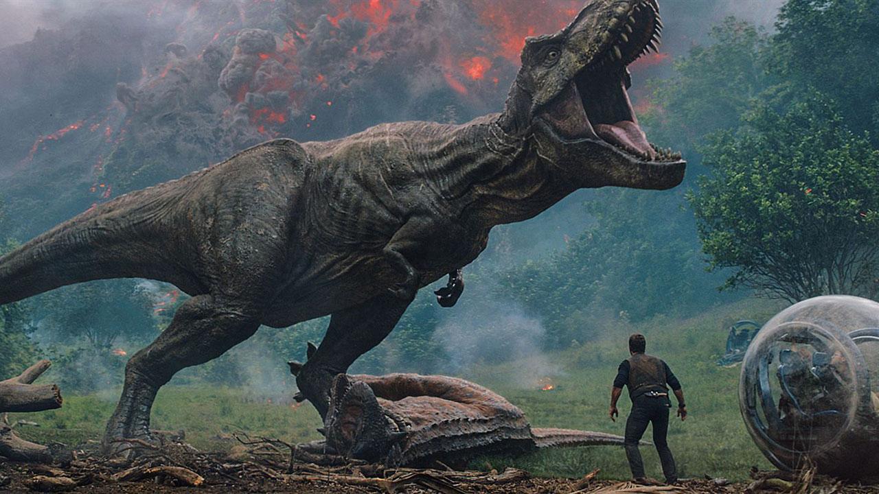Jurassic World : Chris Pratt et Bryce Dallas Howard reprennent leur rôle pour la nouvelle attraction