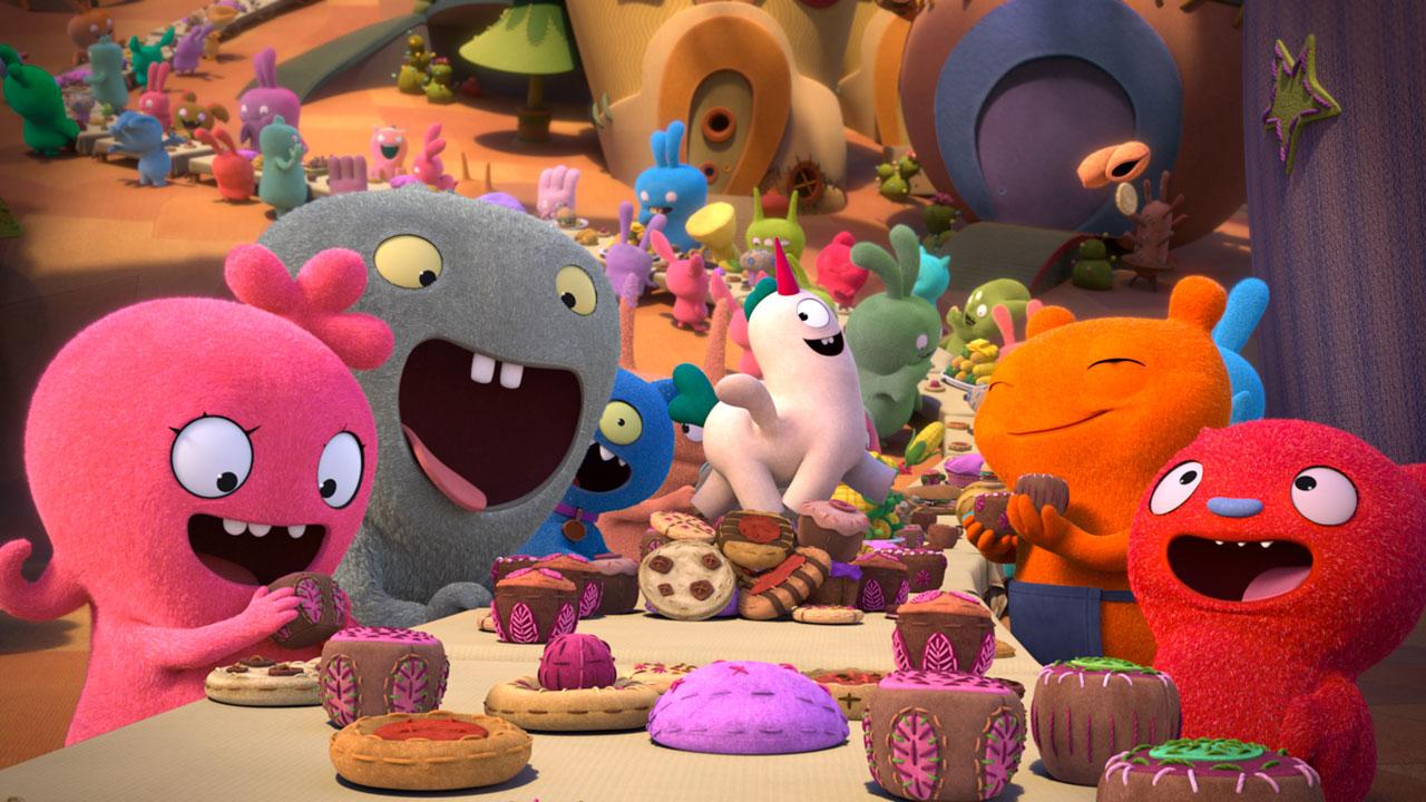 Bande-annonce UglyDolls : bienvenue dans le monde des jouets défectueux