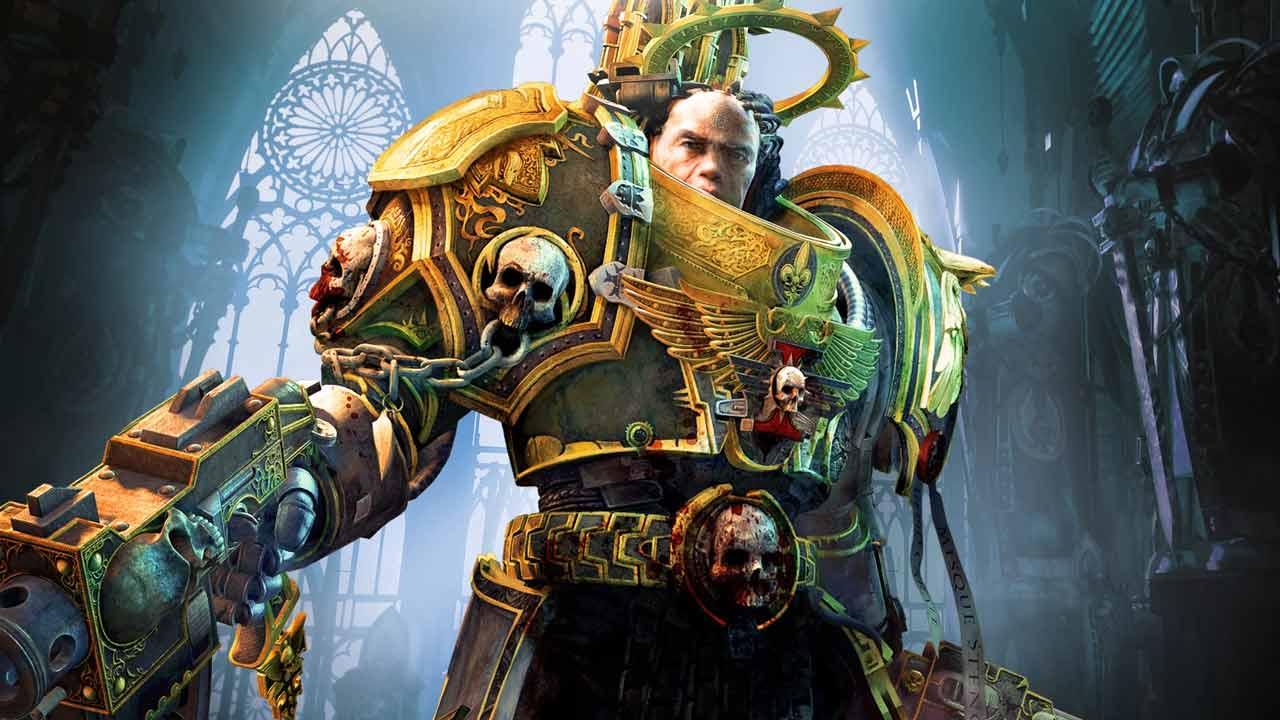 """Une série adaptée du jeu de plateau Warhammer 40.000 par le créateur de """"Man in the High Castle"""""""
