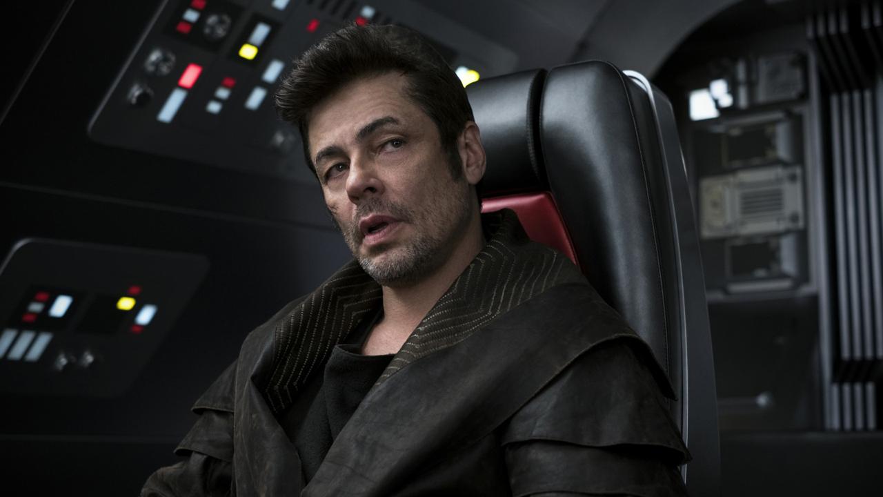 Avant Dora et la Cité perdue, Benicio Del Toro avait déjà prêté sa voix dans un film d'animation... français !