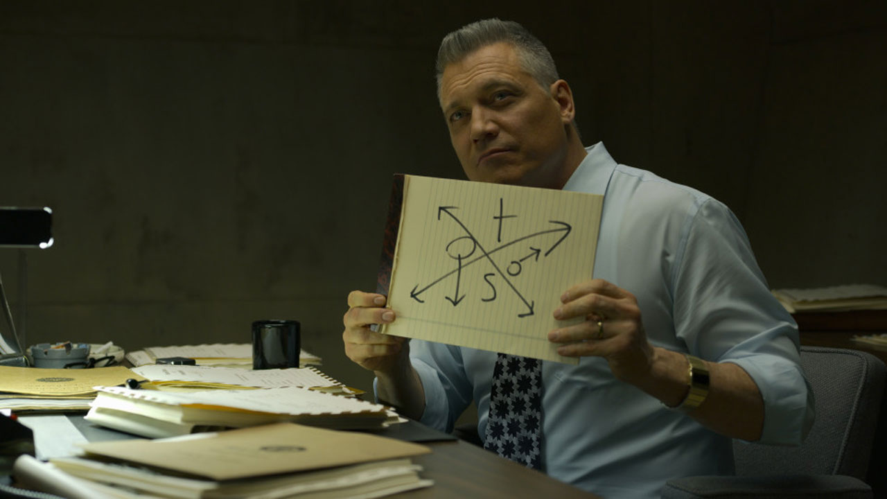 MINDHUNTER : David Fincher a un plan sur 5 saisons