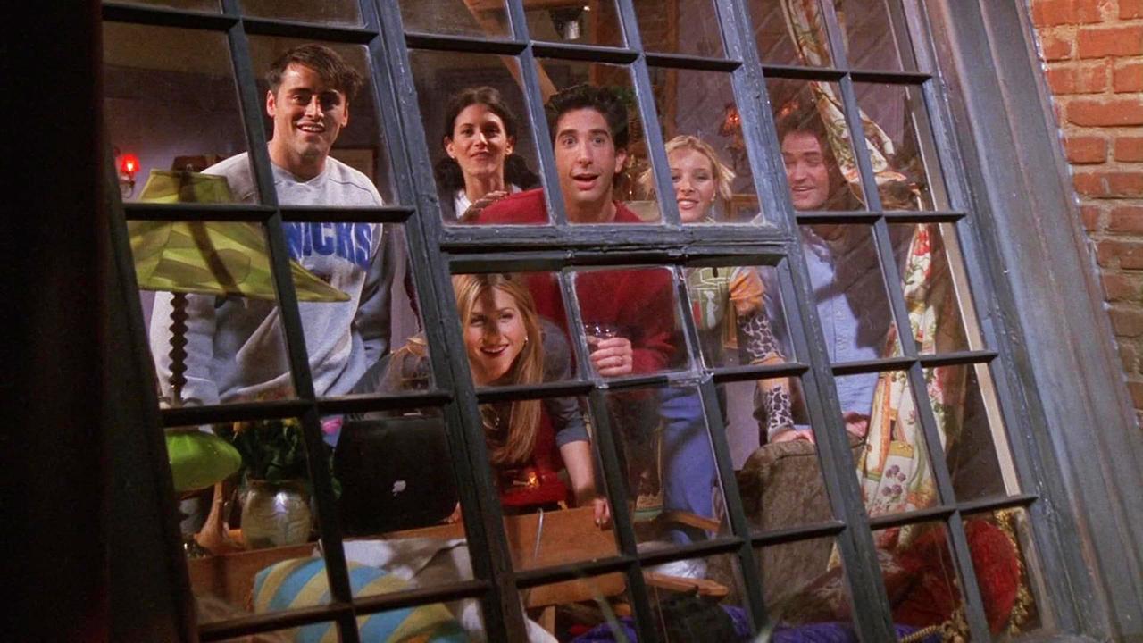 Friends : ce 7e personnage principal qui n'a finalement jamais existé
