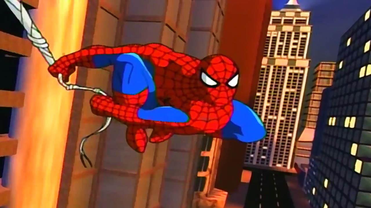 Spider-Man, X-Men... Les séries animées Marvel des années 90 disponibles sur Disney+ ?
