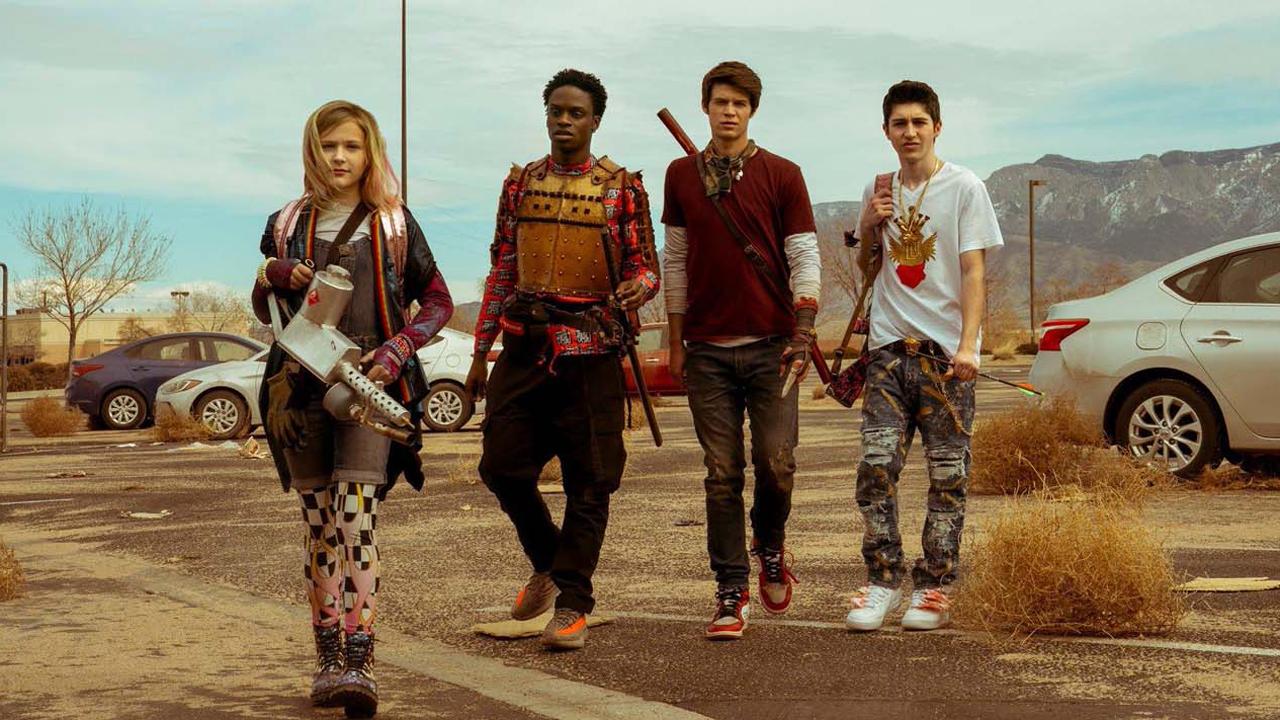 Bande-annonce Daybreak sur Netflix : quand Zombieland rencontre Mad Max