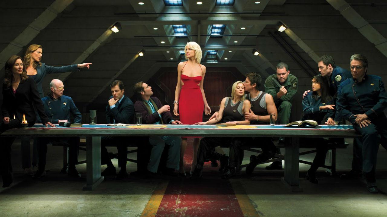 Battlestar Galactica : un reboot en préparation par le créateur de Mr Robot