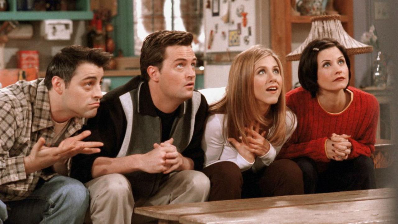 """Friends 25 ans : tapez """"Ross Geller"""" ou """"Rachel Green"""" sur Google et..."""