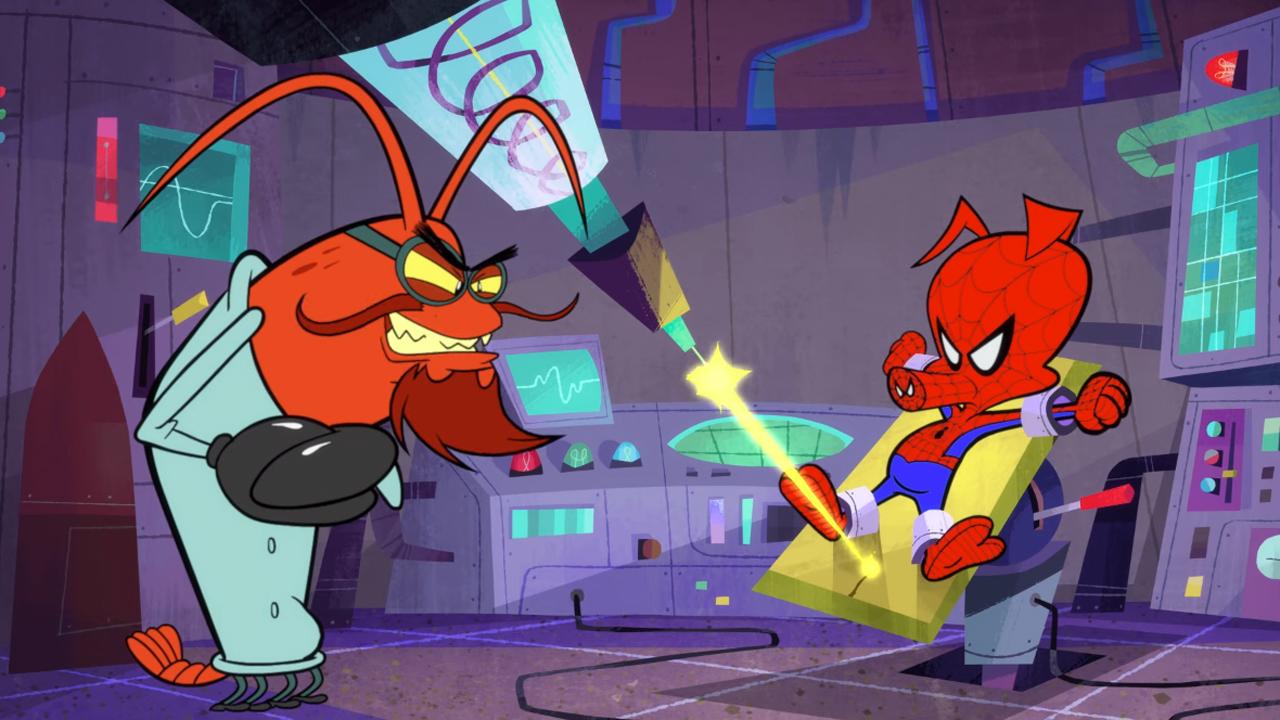 Spider-Cochon : découvrez le court métrage consacré au héros de Spider-Man New Generation qui a du groin