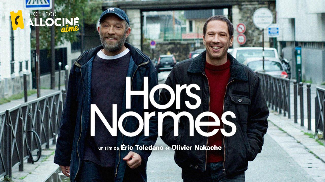 """Le Club 300 AlloCiné aime """"Hors Normes"""" !"""