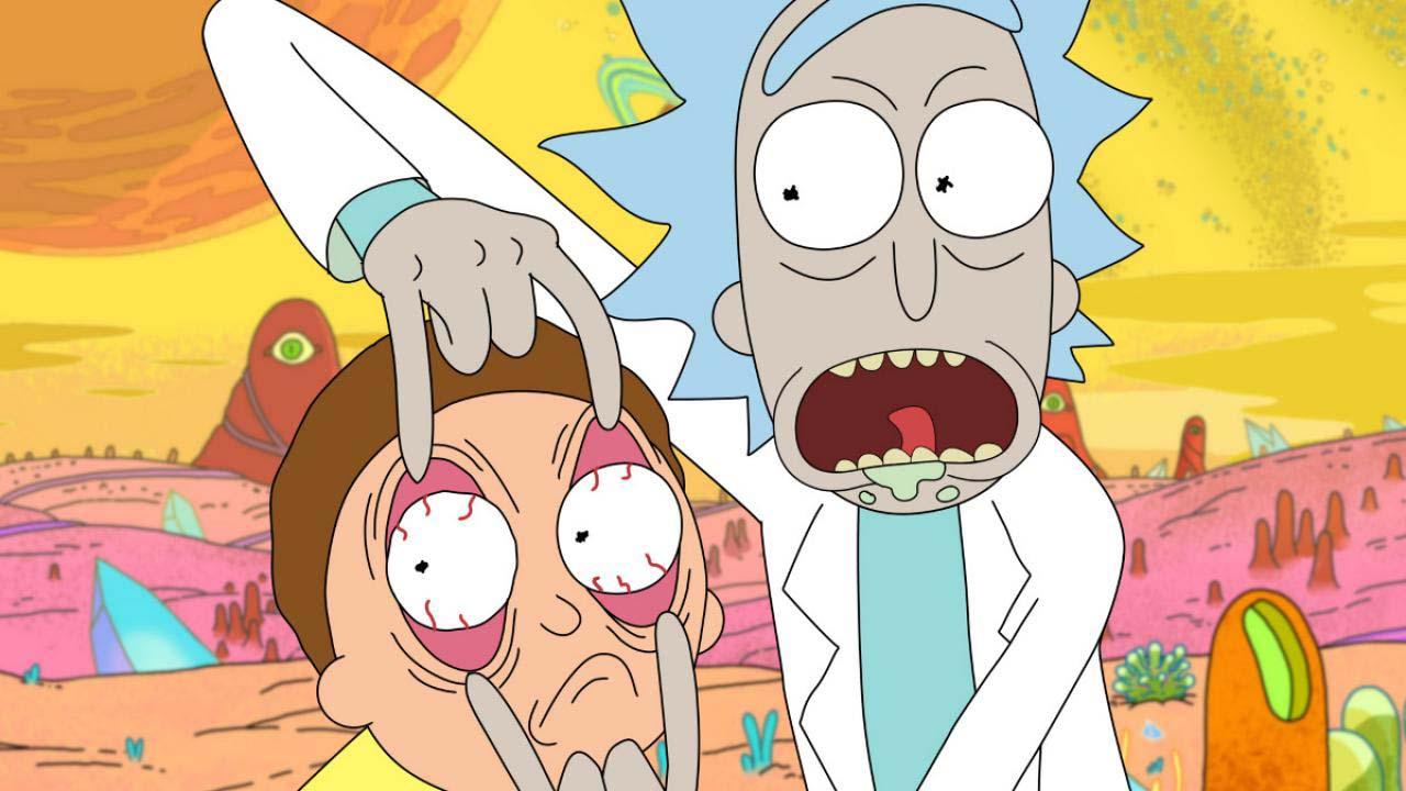 Rick et Morty :  quel film a inspiré les personnages de la série ?
