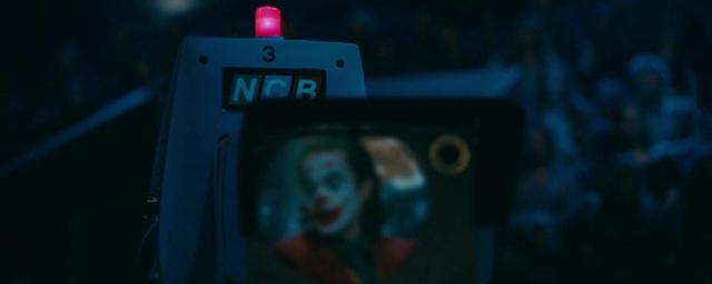 Joker, caméra Franklin live Arthur fleck