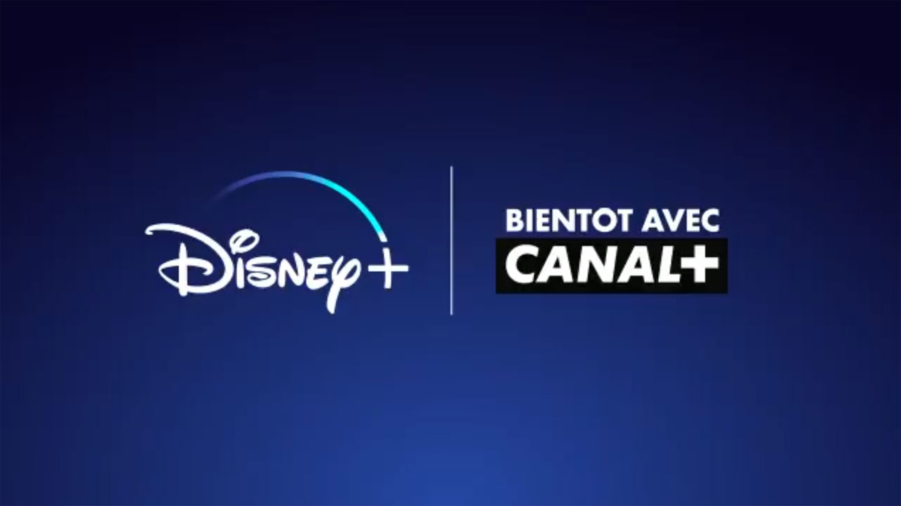 Disney+ distribué sur Canal+ en exclusivité en France