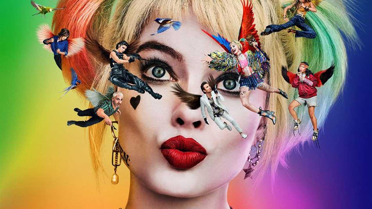 Avant-première Birds of Prey : Harley Quinn fait son festival à Cannes !