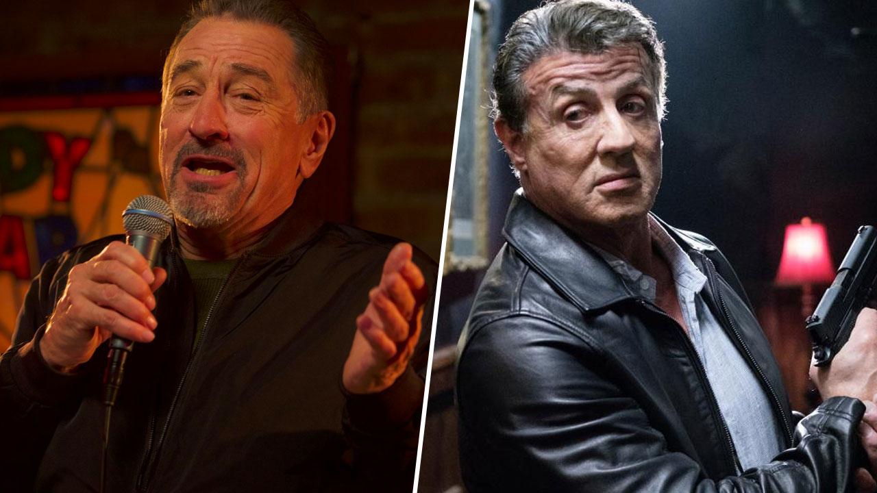 Stallone / De Niro : l'incroyable histoire de leur film avorté avec Olivier Assayas