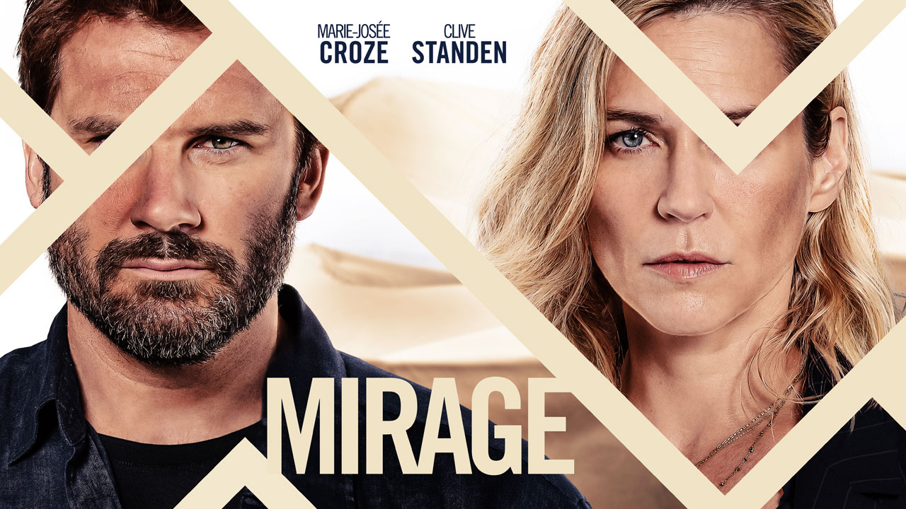 Mirage avec l'ex Vikings Clive Standen : bande-annonce de la nouvelle série France 2 [EXCLU]
