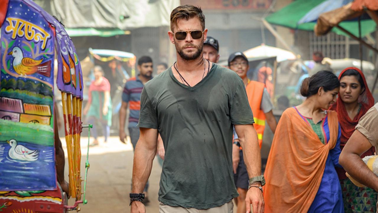 Netflix : avant Thor 4, Chris Hemsworth en mercenaire dans Tyler Rake
