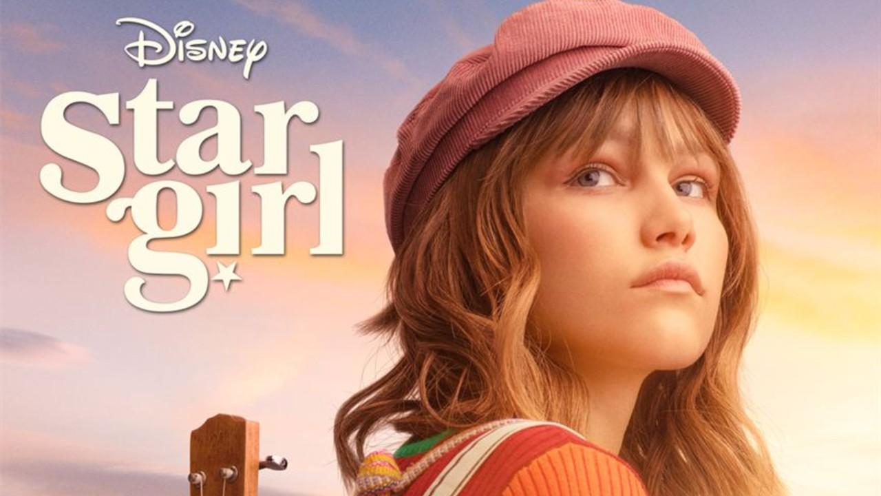 Disney+ : rencontre avec l'héroïne de Stargirl