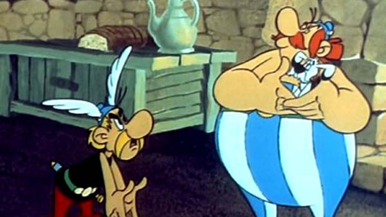 Netflix : deux films d'animation Astérix à voir et revoir pendant le confinement