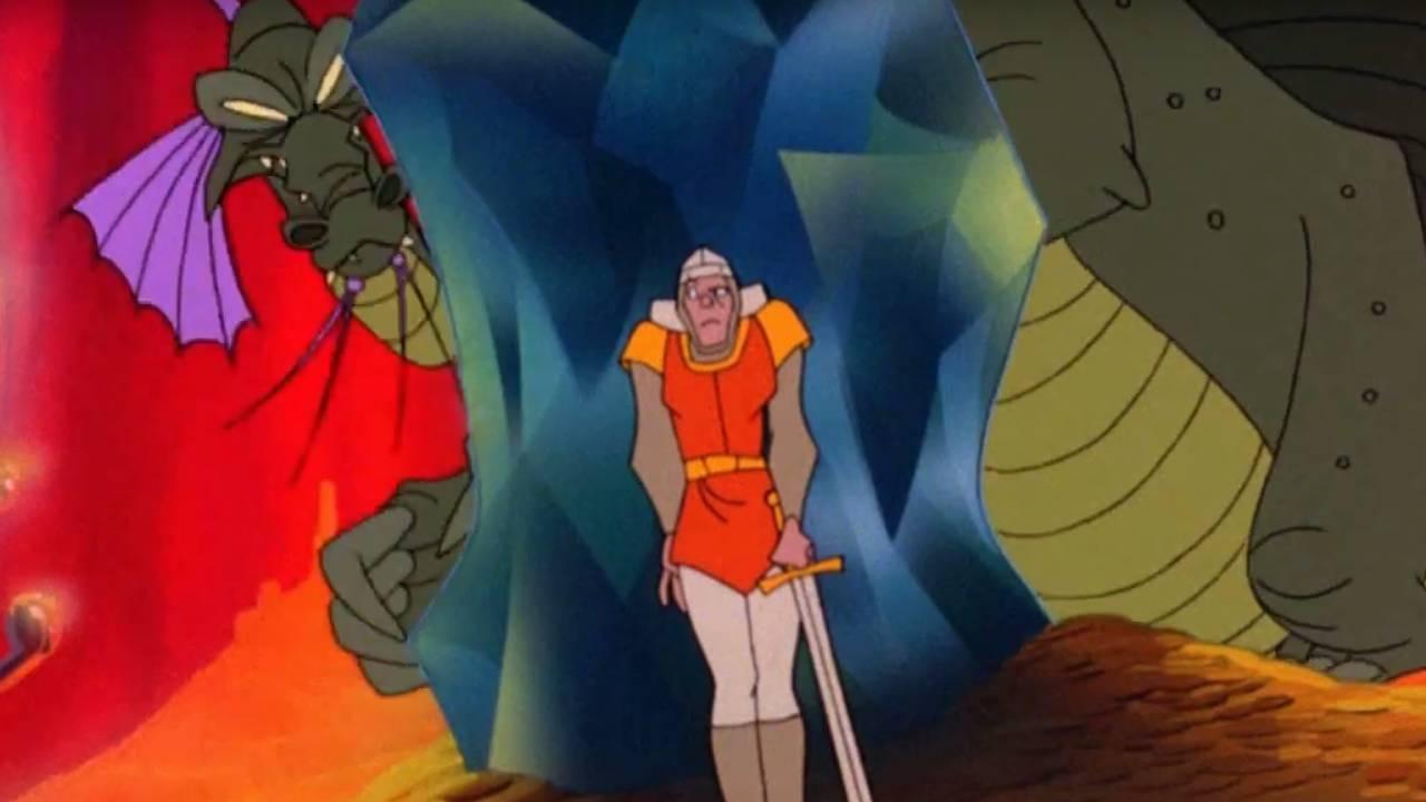 Netflix : Ryan Reynolds dans une adaptation du jeu vidéo Dragon's Lair ?