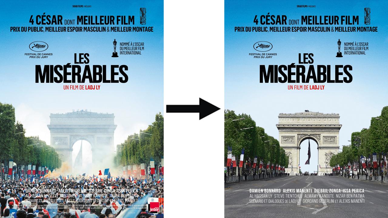 Confinement : 15 affiches de films culte qui respectent enfin les gestes barrière