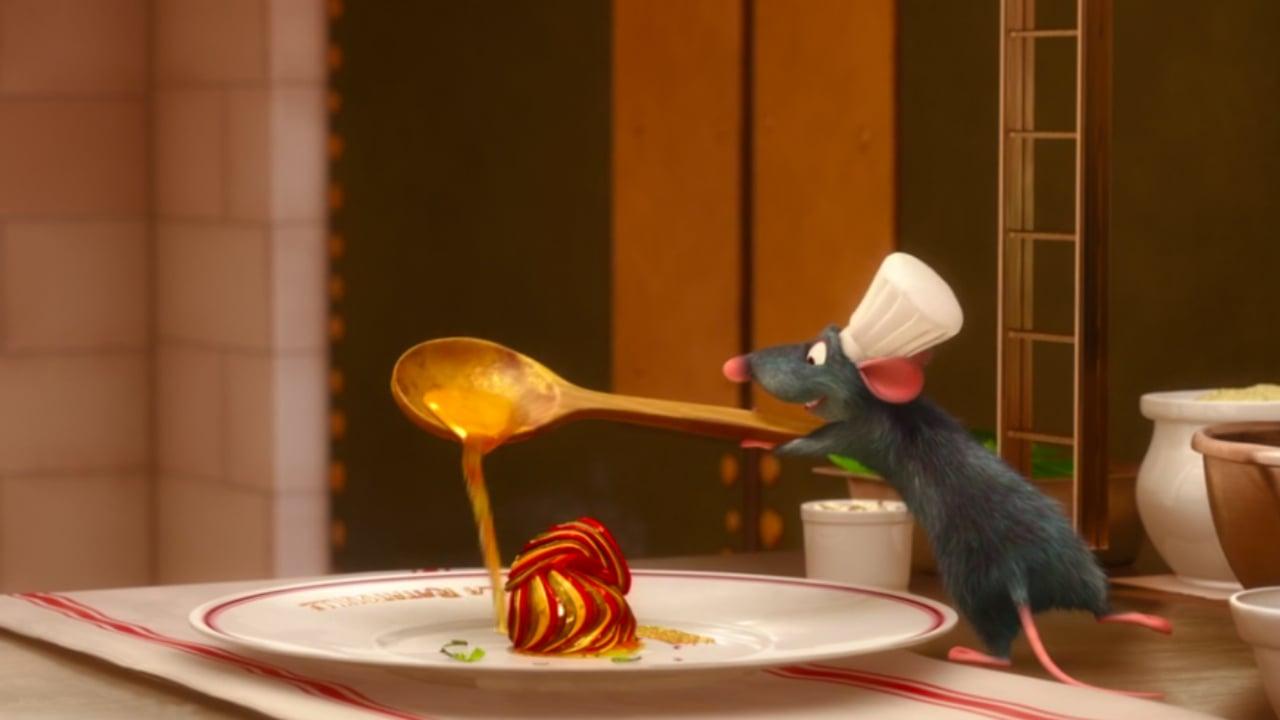 Cuisine et cinéma : la recette de la ratatouille de Rémy dans le film d'animation Disney/Pixar