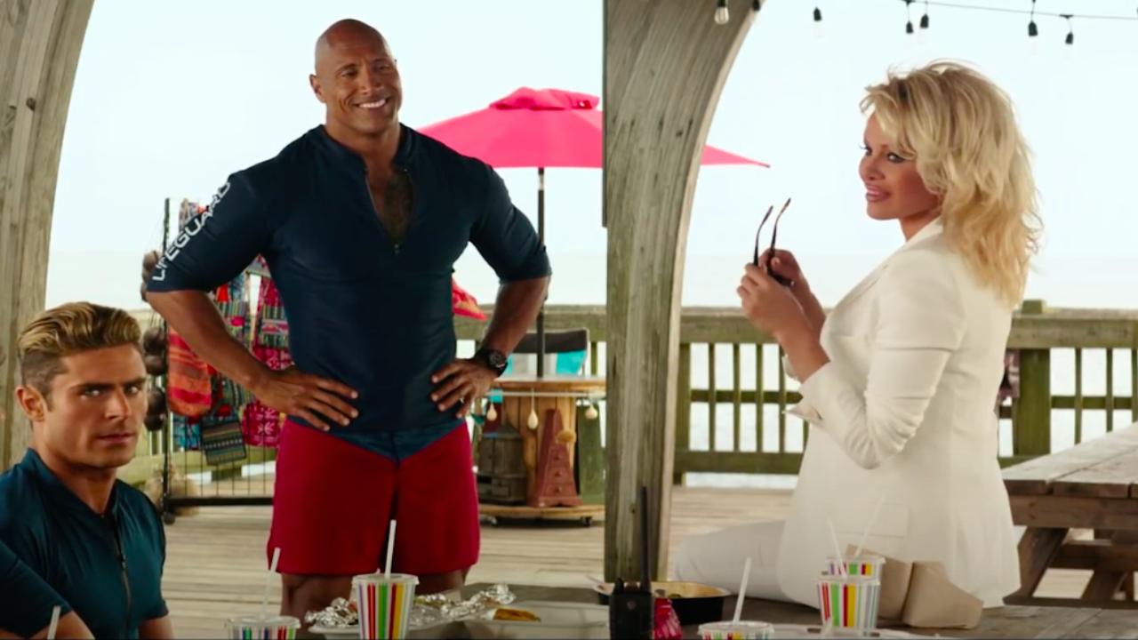Alerte à Malibu : Pamela Anderson renie l'adaptation ciné de la série culte