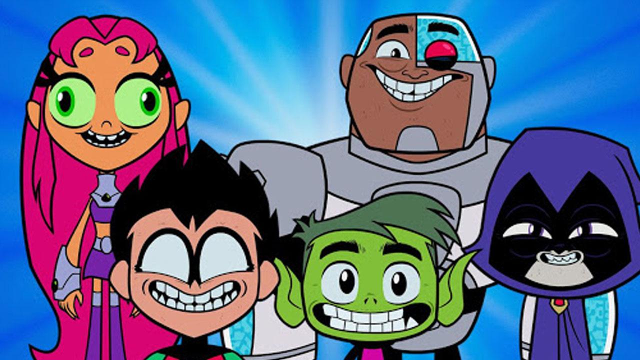 """Teen Titans Go! (Cartoon Network) : """"Le rêve serait de voir les héros Marvel nous rendre visite !"""""""