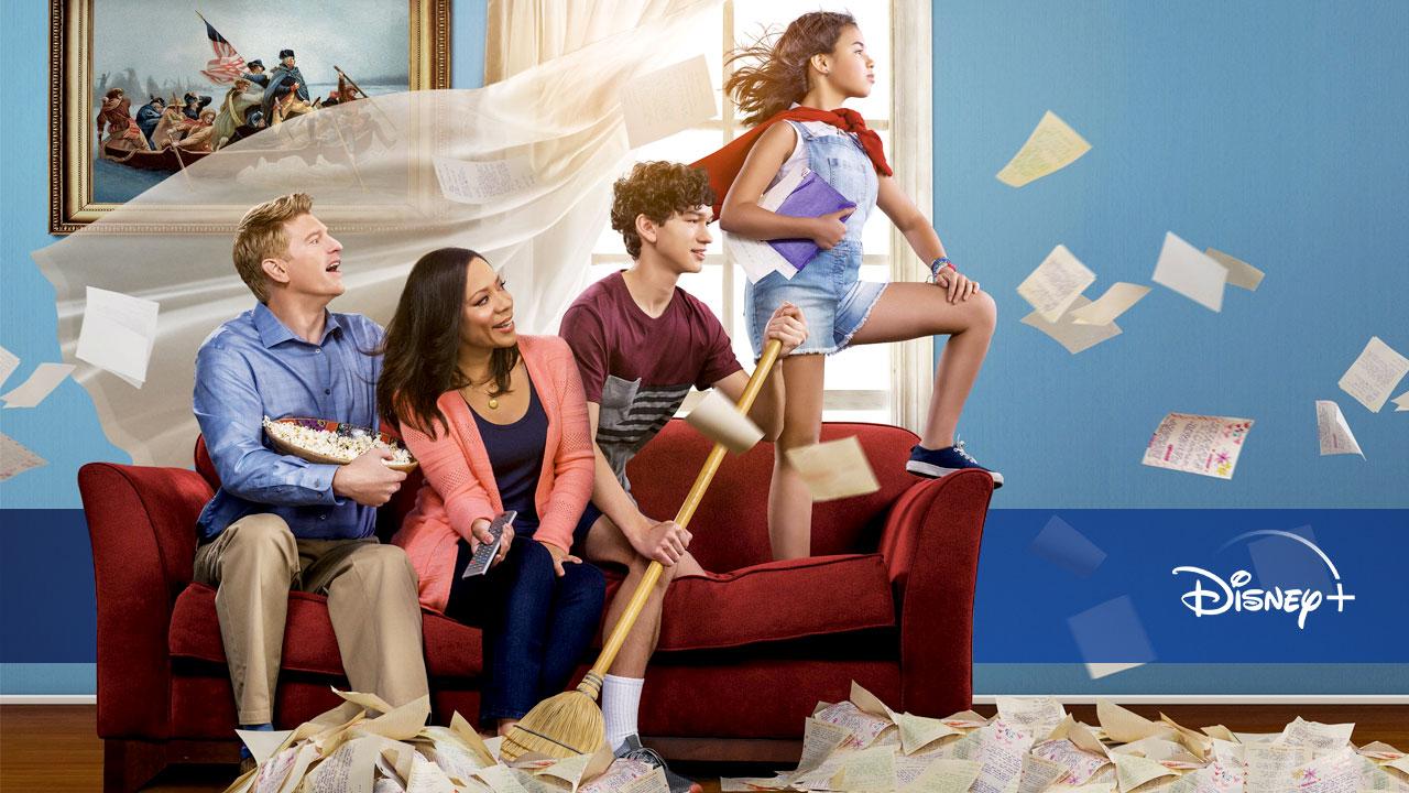Journal d'une future présidente sur Disney+ : la série familiale décroche une saison 2