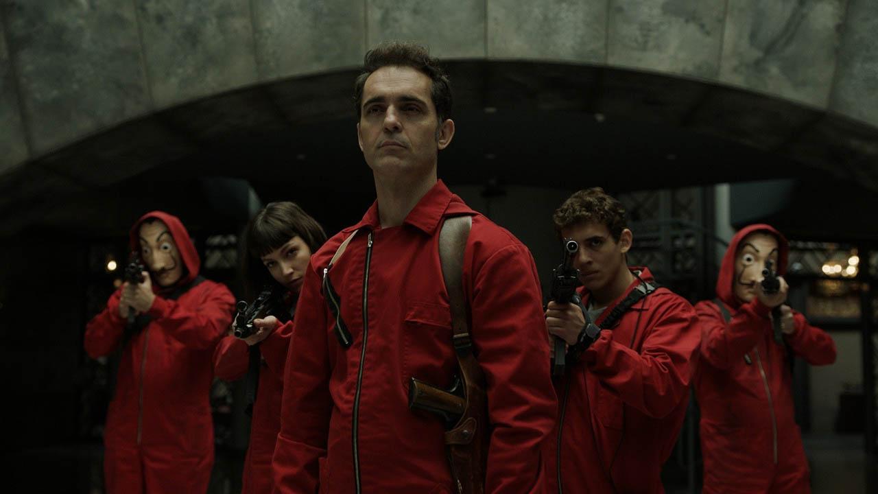 La Casa de Papel : bientôt un remake sud-coréen pour la série Netflix ?