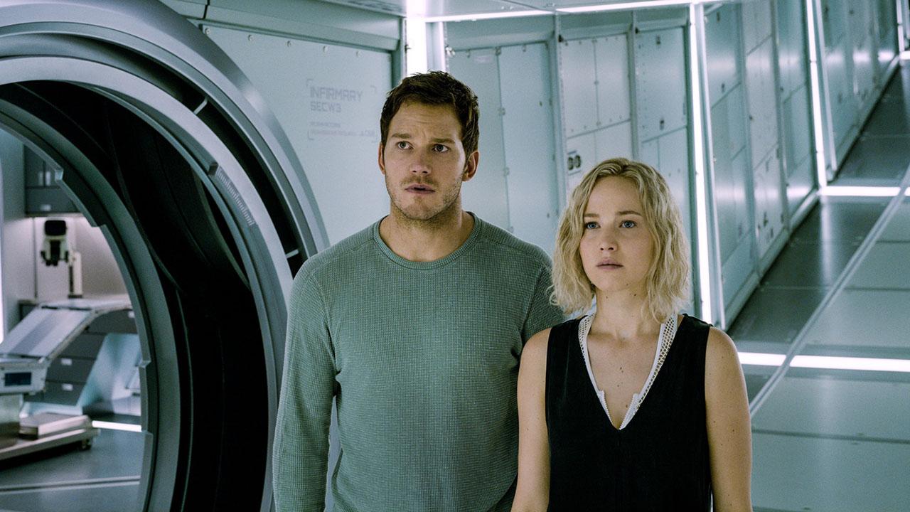 Passengers sur Netflix : avez-vous repéré le clin d'oeil à Shining ?