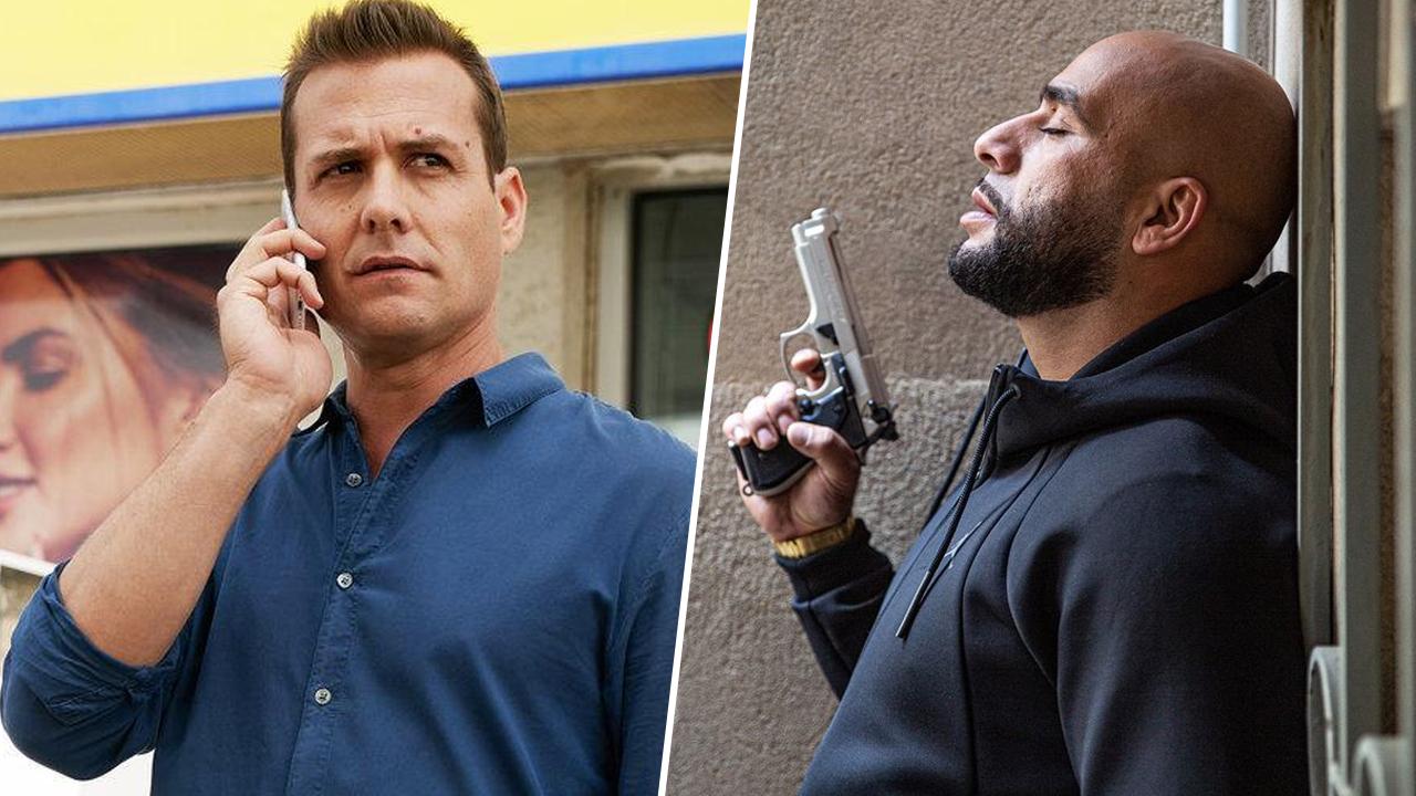 Les séries à voir du 6 au 12 juillet : Suits, Trackers, 4Blocks...