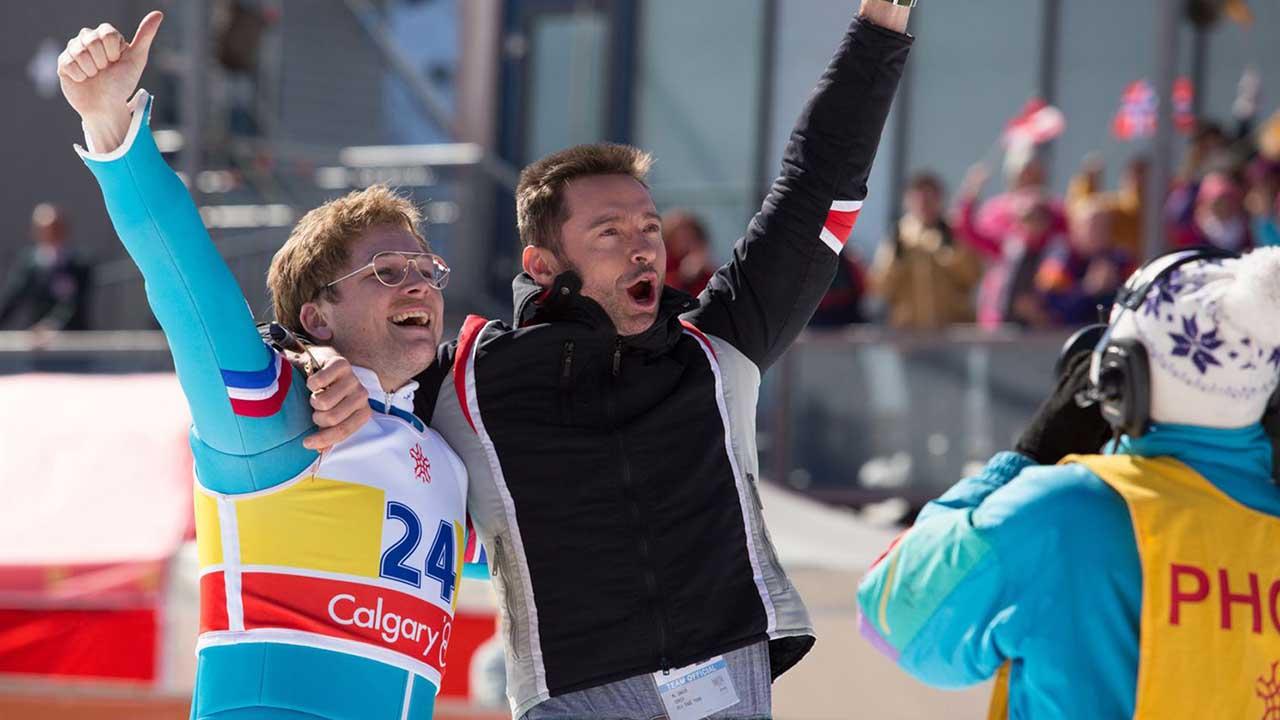 Eddie The Eagle sur Disney+ : l'histoire incroyable mais vraie du plus mauvais skieur anglais