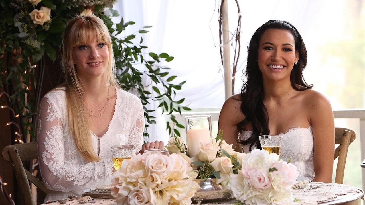 Mort de Naya Rivera : l'hommage de Heather Morris, sa partenaire dans Glee