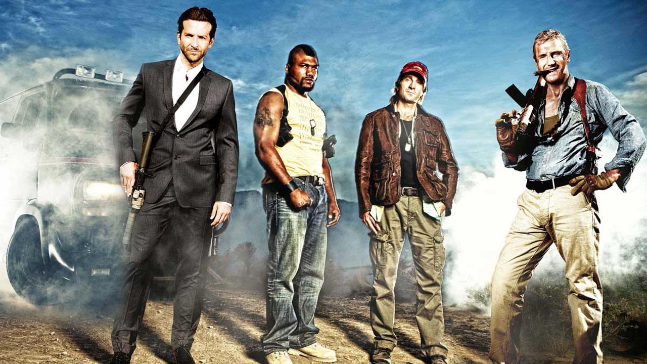 L'Agence tous risques sur C8 : Bruce Willis, Mel Gibson, Christian Bale... Ils auraient pu être dans le film !