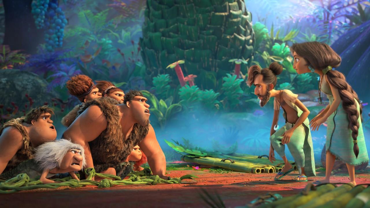 Bande-annonce Les Croods 2 : le clan préhistorique face à une nouvelle famille