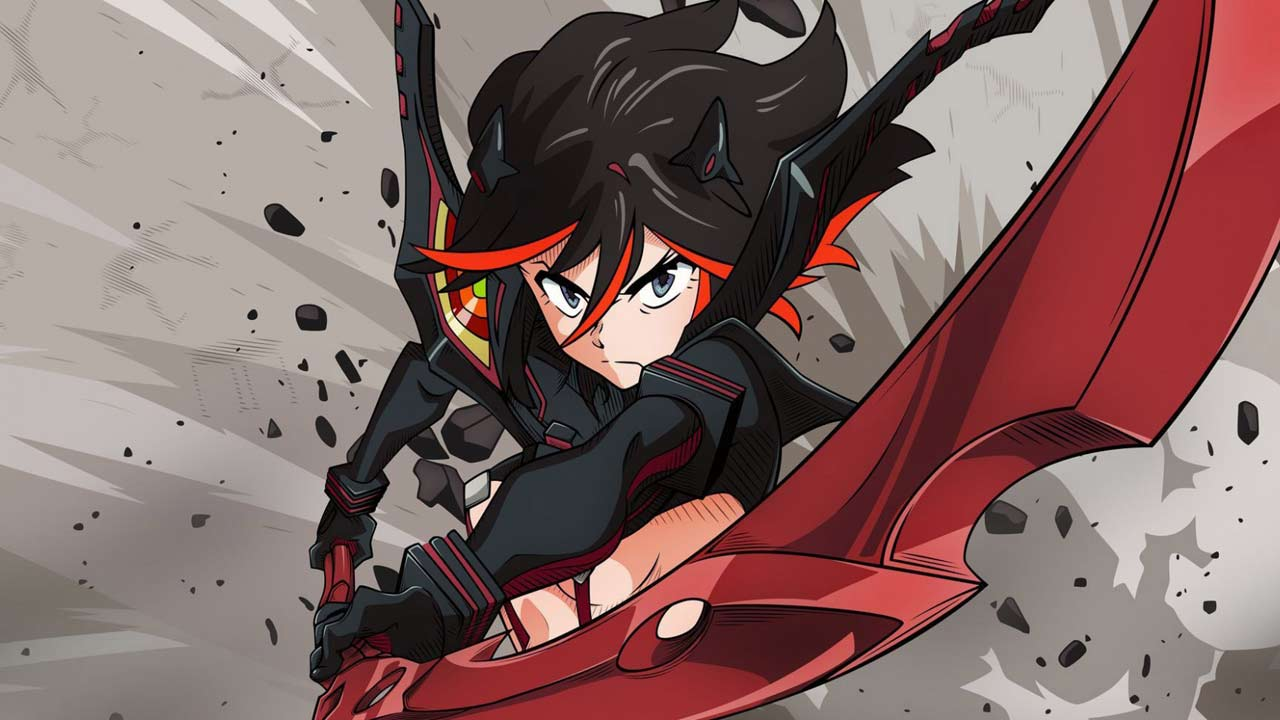 ADN, Wakanim, Crunchyroll : les animés du 28 septembre au 5 octobre : Kill la Kill, Kingdom...