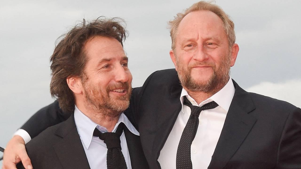 Adieu Paris : Edouard Baer fait la fête avec Benoît Poelvoorde dans le teaser de son prochain film