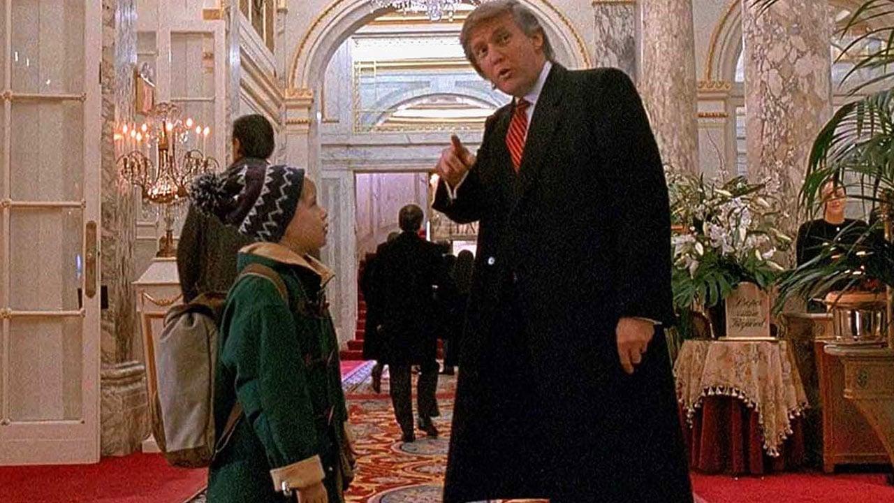 Maman j'ai encore raté l'avion sur TFX : quand Donald Trump imposait sa présence dans les films