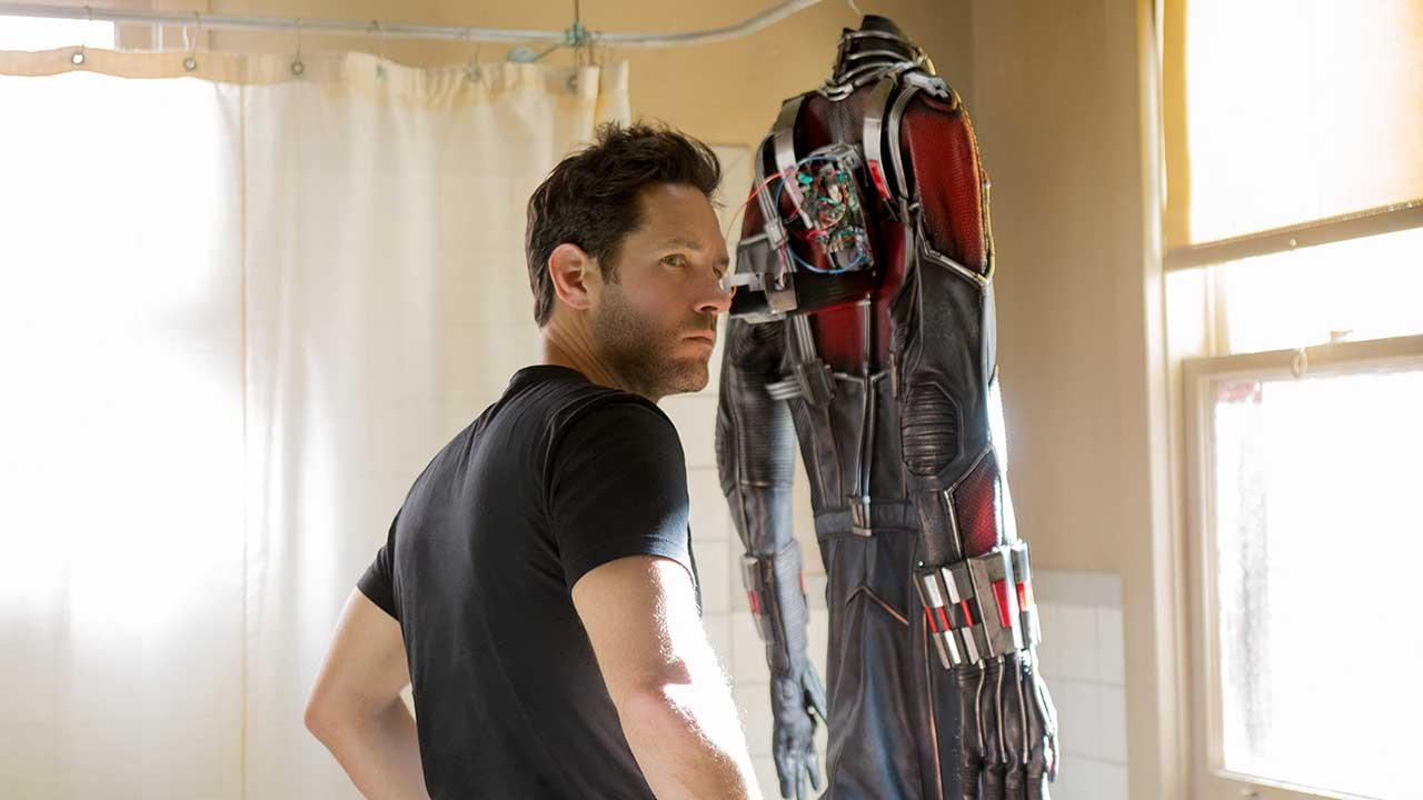 Ant-Man : aviez-vous remarqué ces clins d'oeil à deux Avengers ? – Actus Ciné