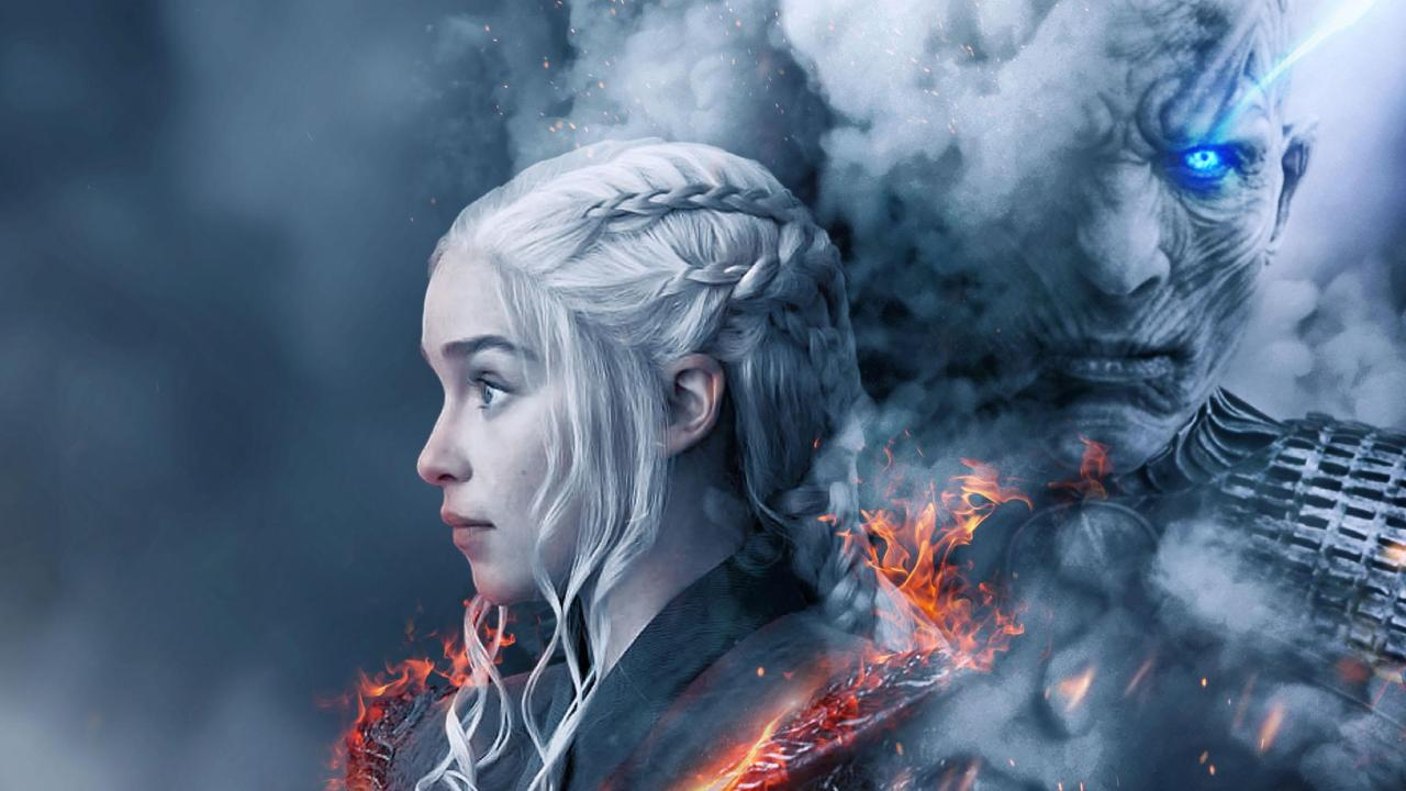 Game of Thrones : 65 sublimes plans de la série