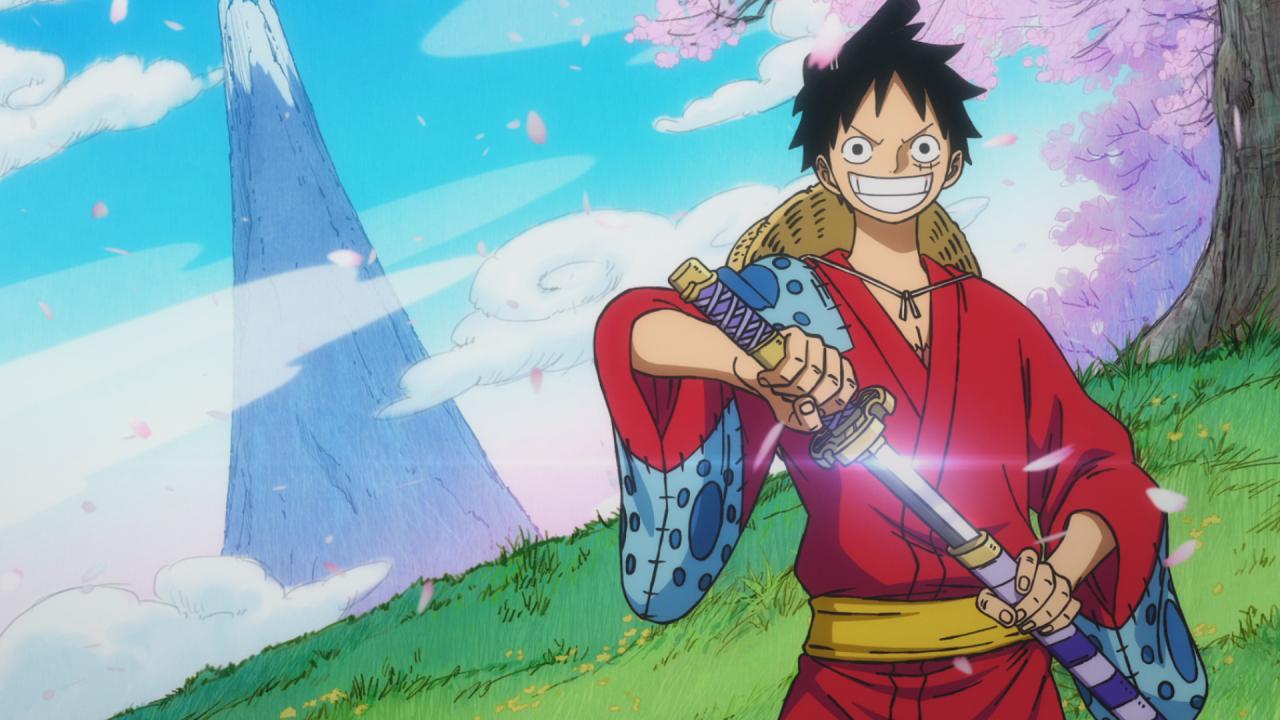 One Piece sur ADN : découvrez les 20 personnages les plus populaires de la série