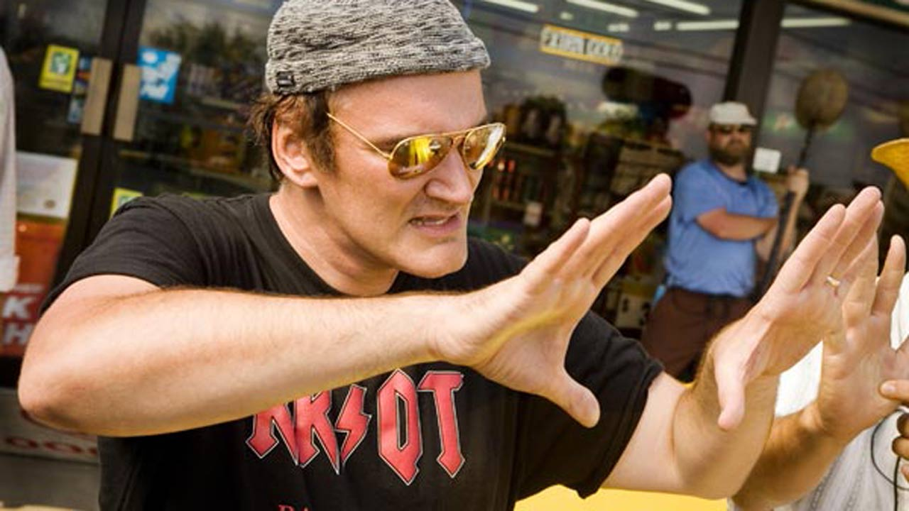 Quentin Tarantino a peur de finir sur un mauvais film