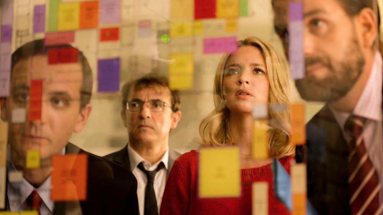 Box-office France : Adieu les cons continue sa course en tête