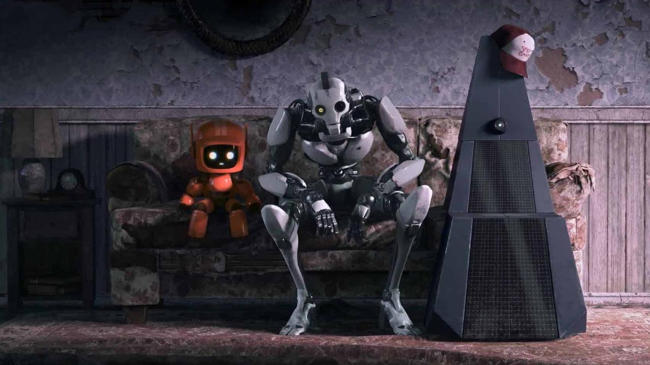 Annecy 2021 : les coulisses de Love, Death + Robots par ses producteurs Tim Miller et David Fincher