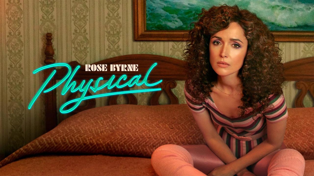 Physical sur Apple TV+ : c'est quoi cette série avec Rose Byrne en reine de l'aérobic ?